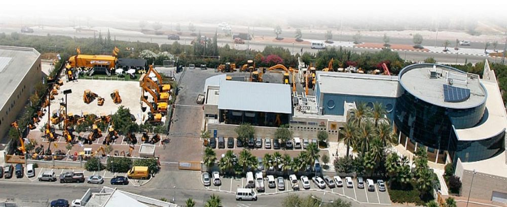 Camasco moves to its new premises in Tzur Igal